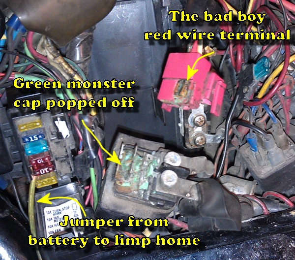 Honda valkyrie fuse location deauville wiring