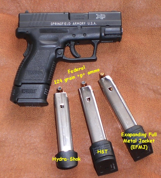 Sprinfield Armory Xd 9 Xd 40 Sub Compacts